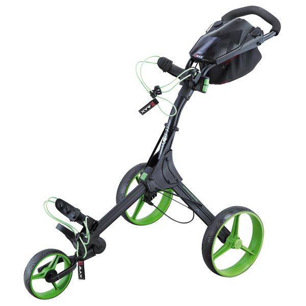 Golfový vozík BIG MAX IQ+ černo zelený
