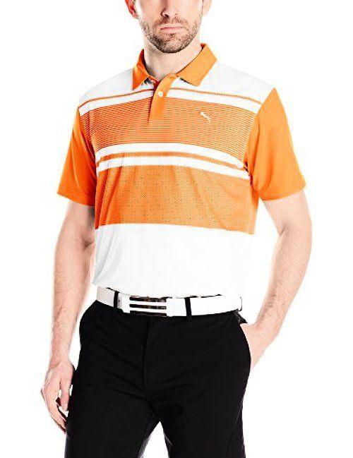 Puma golf Puma junior Patternblock golfové tričko junior: 116
