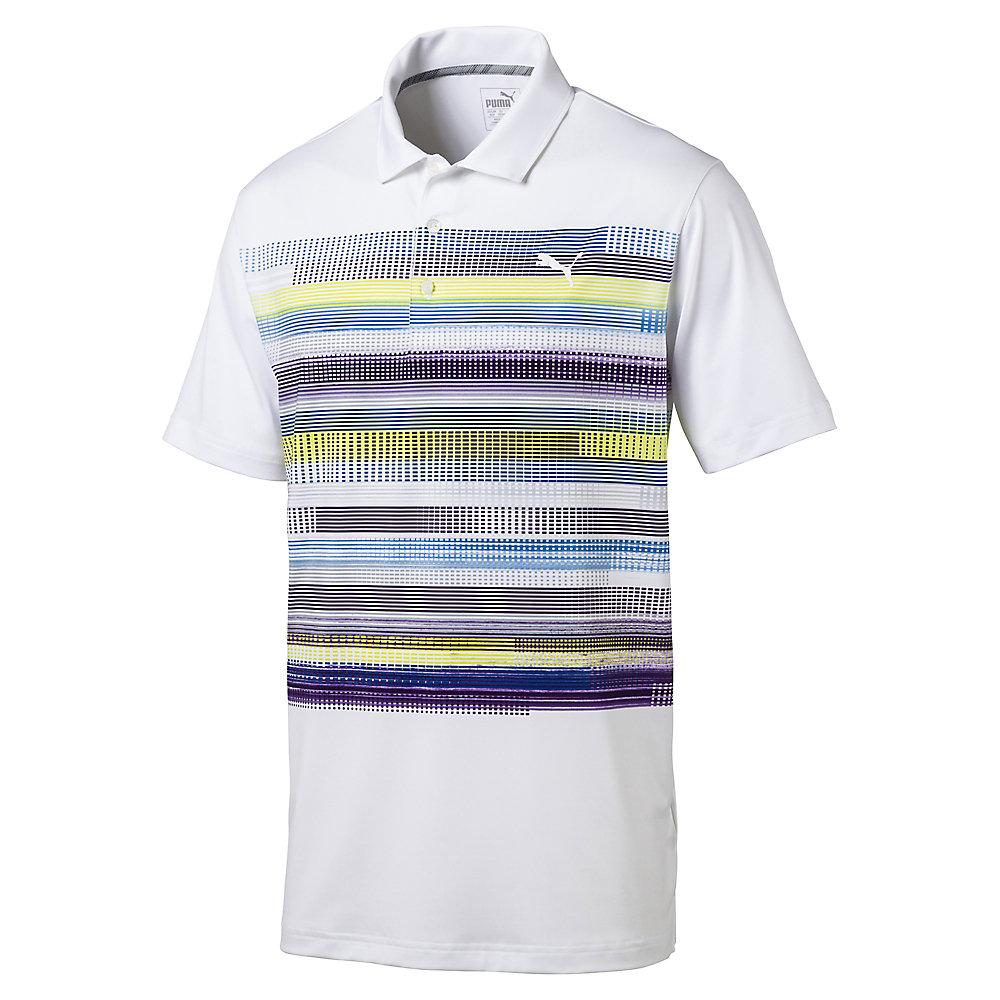 Puma golf Puma Pixel juniorské golfové tričko junior: 116