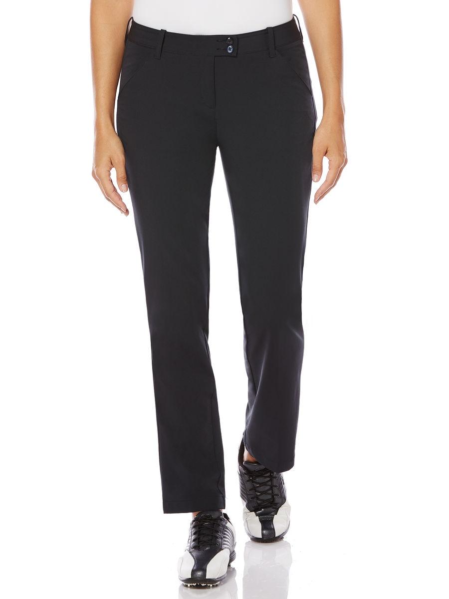 Callaway golf Callaway Solid Pant dámské golfové kalhoty černé Velikost: 36