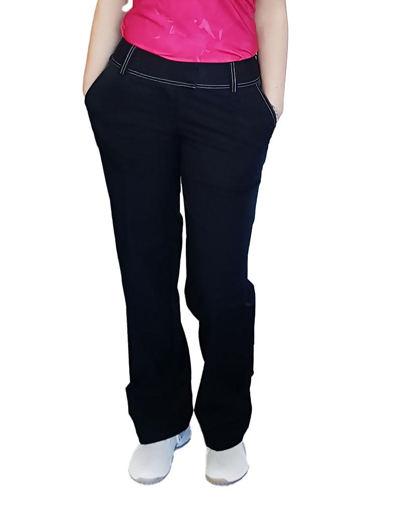 Dámské golfové kalhoty Adidas černé velikost short/skirt: 34