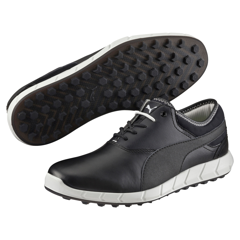 Puma Ignite pánské golfové boty bez spiků černé Velikost: 43