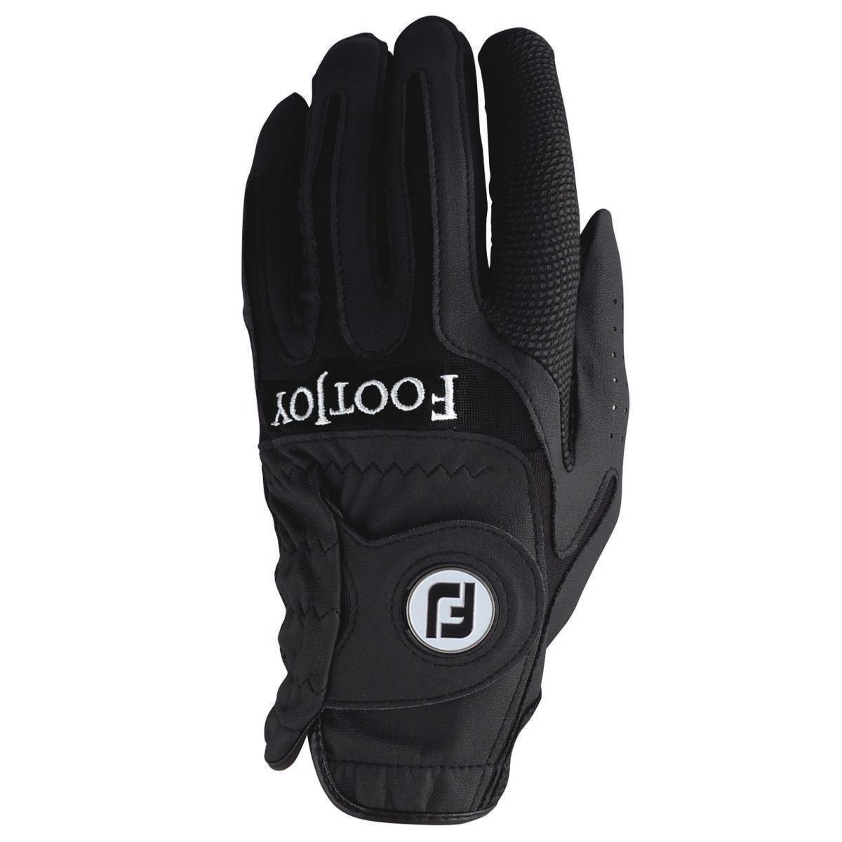 FootJoy golfová rukavice GTX černá s markovátkem Levá XL černá