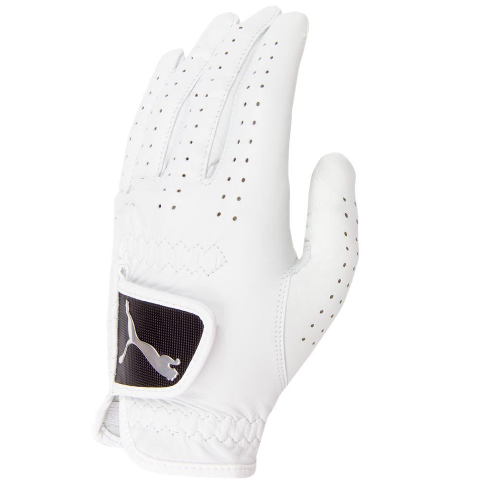 Puma PRO Performance Tour golfová rukavice bílá Velikost: Levá XL
