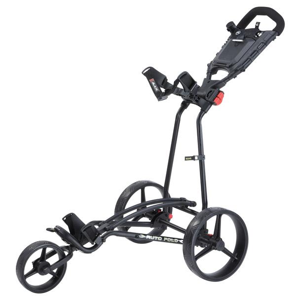 Golfový vozík Big Max TI 1000 Autofold+ černý