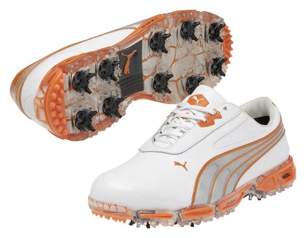 Puma AMP Cell Fusion pánské golfové boty wht Velikost: 45