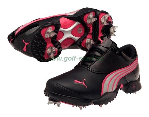Puma golf Puma dámské golfové boty Jigg - černé Velikost: 38
