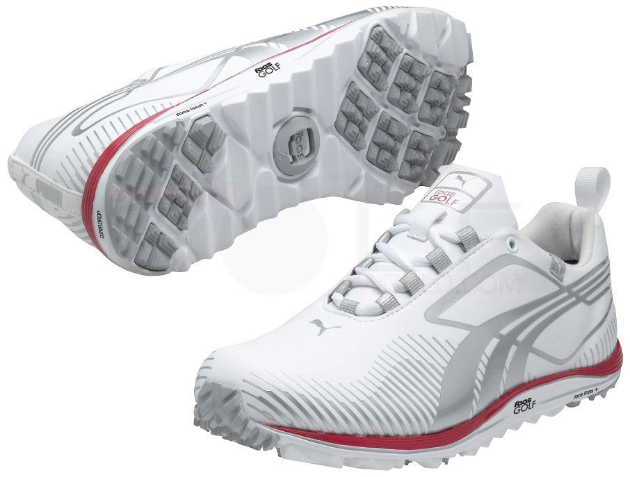 Puma golf Puma Faas Lite spikeless dámské golfové boty bílé Velikost: 39