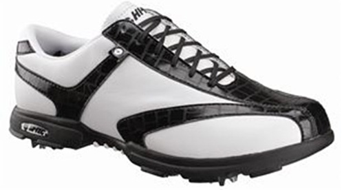 Hi Tec HiTec Picadilly dámské golfové boty bílo černé 38,5 Velikost: 38.5