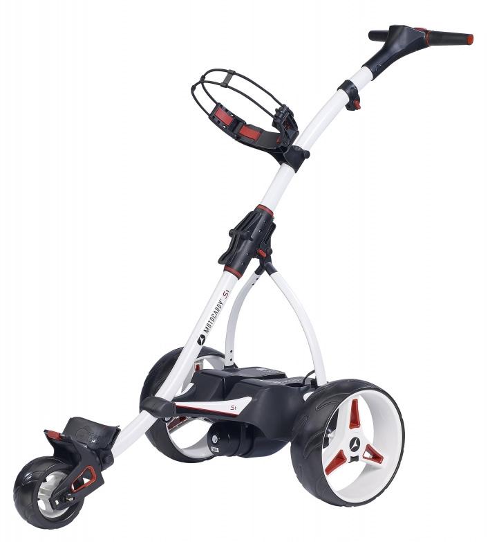 Golfový elektrický vozík Motocaddy S1