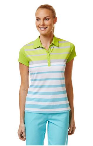 Callaway golf Callaway Bold Striped Polo dámské Velikost: M