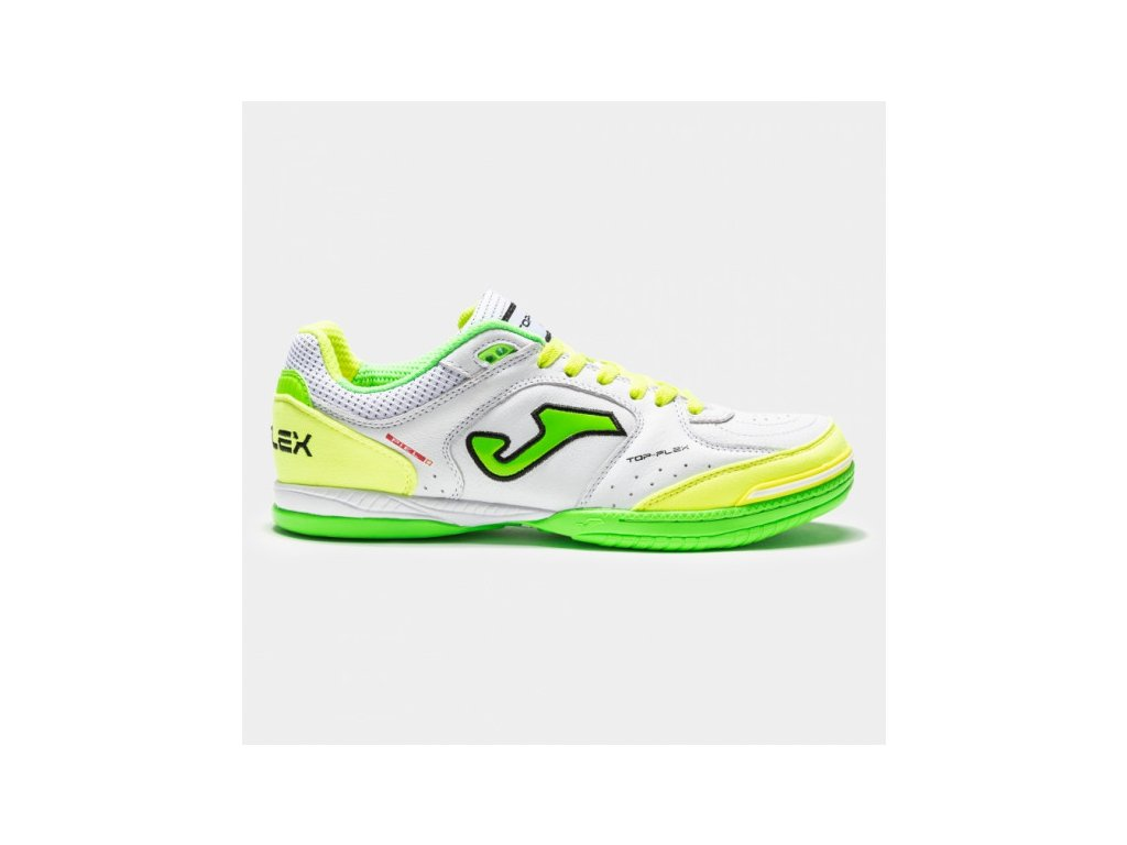 salovky joma top flex 920 white fluor indoor