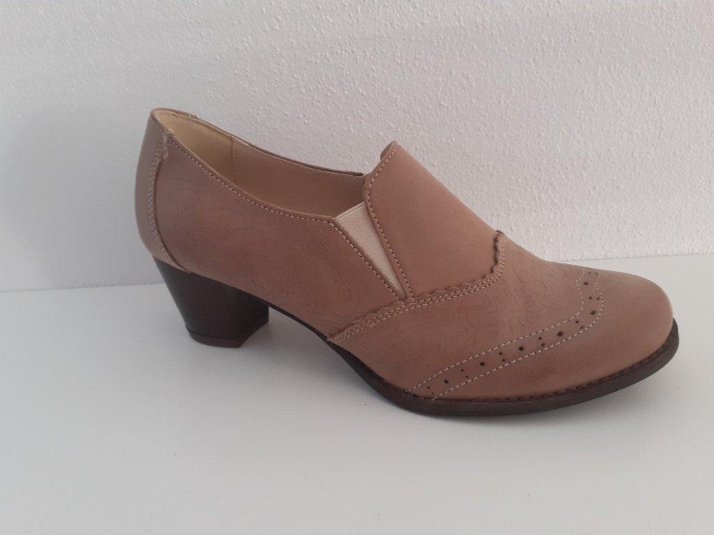 Dámska celoročná obuv T836/4504