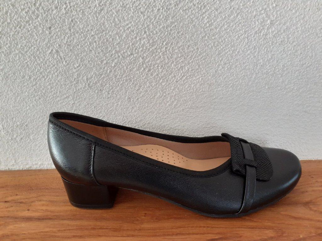 Dámska celoročná obuv G2788 Čierna