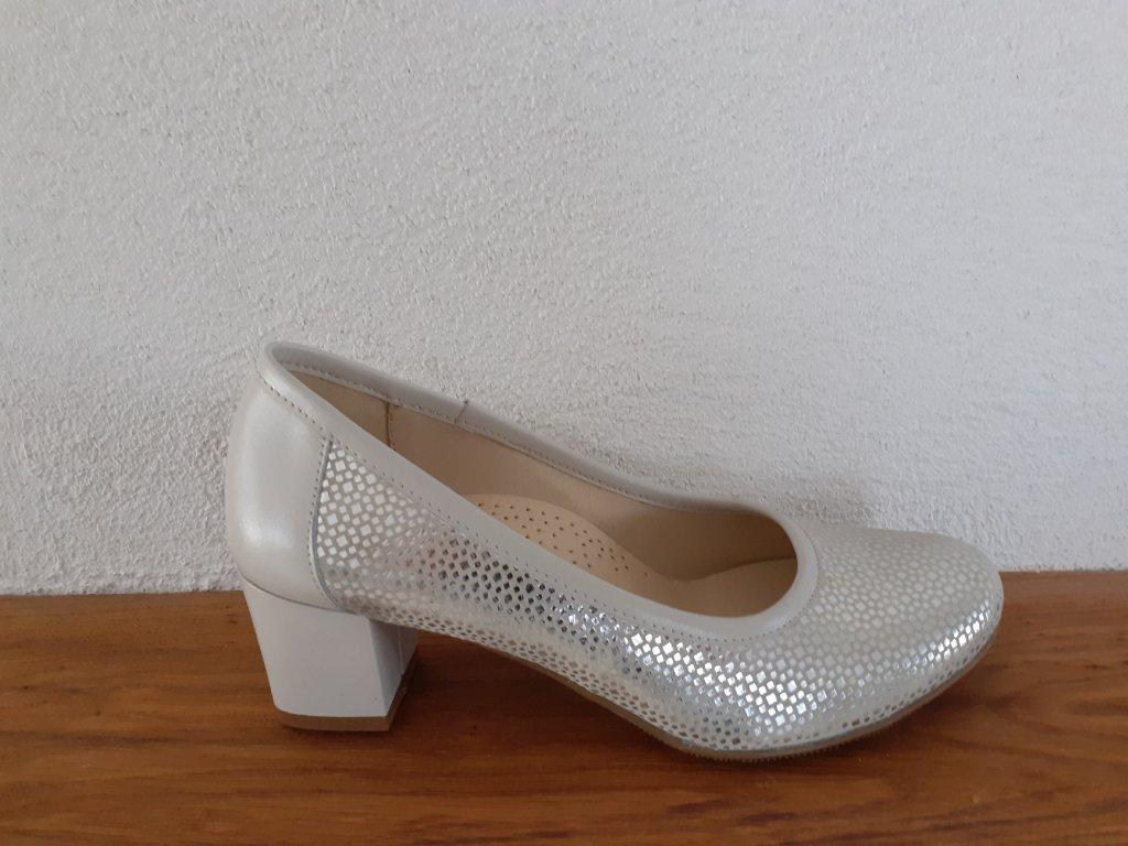 Dámska celoročná zdravotná obuv T373/4512 W146