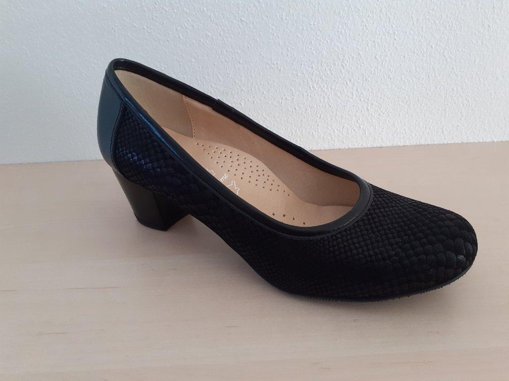 Dámska celoročná zdravotná obuv T373/4504 w2