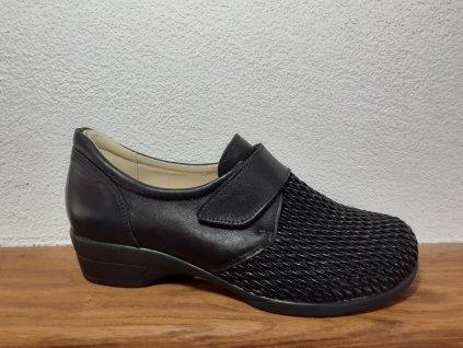 Dámska celoročná zdravotná obuv T 749 Halux