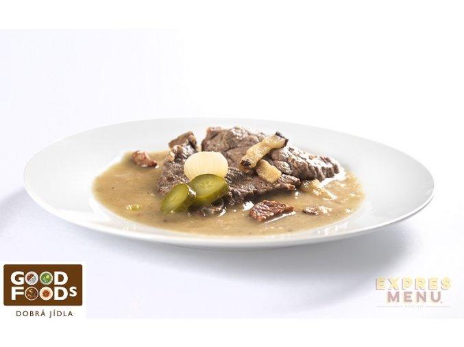 Uzenářská roštěnka (1 porce)