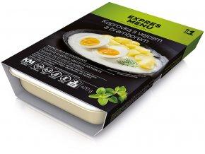 Koprovka s vejcem a bramborem