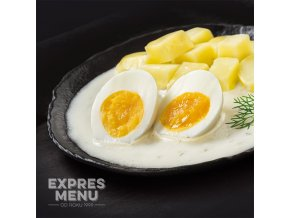 Koprovka s vejci a bramboremo o˝ez