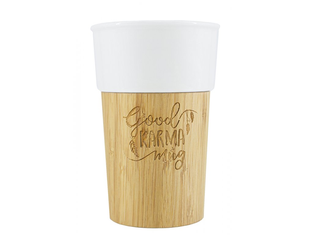 Hrnek - Good karma mug - 330 ml