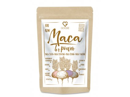 maca 4 power