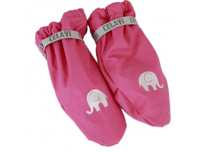CeLaVi – nepromokavé rukavice- Růžová