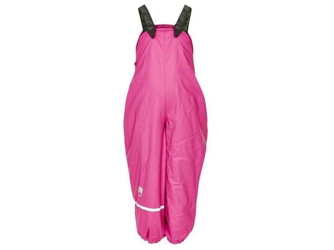 CeLaVi – zateplené kalhoty do deště – Růžová
