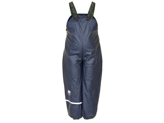 CeLaVi – zateplené kalhoty do deště – Tmavě Modrá