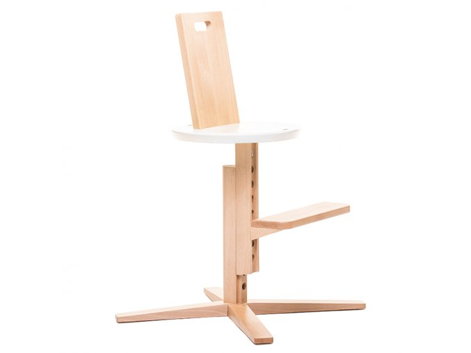 Froc High Chair White