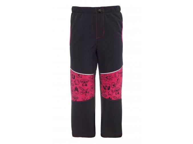 G2G07 Softshellové kalhoty good2go