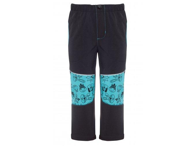 G2G08 Softshellové kalhoty good2go