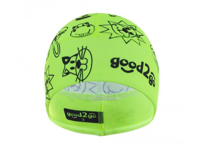 G2G13 good2go - funkční čepice Micro Cool Max