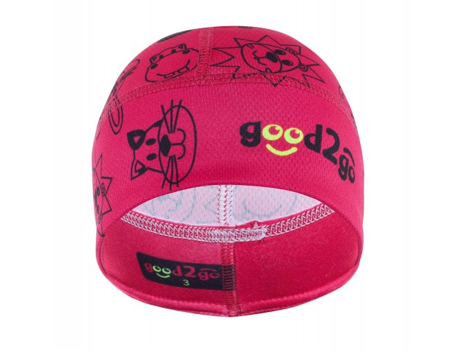 G2G11 good2go - funkční čepice Micro Cool Max