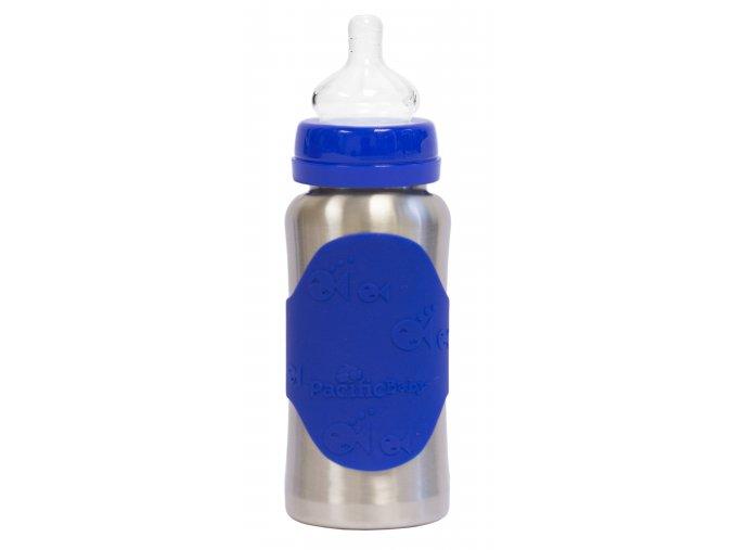 PB322 GroGrow Nerezová ekololáhev 300ml Modrá