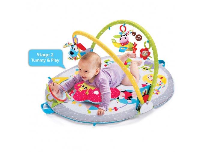 40145 Polohovaci hraci deka 3