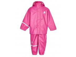 CeLaVi  - kalhoty a bunda do deště  - Růžová