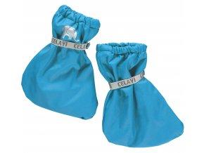CelaVi – nepromokavé návleky na botičky – Tyrkysová