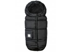 7AM Enfant Blanket 212 BLACK PLUSH MAIN 1