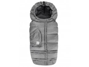 7AM Enfant Blanket 212 evolution HEATHER GREY GREY MAIN 1