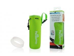 01.0024:1 termoobal + ochrana lahve zelená