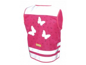 NUTTY JACKET PINK BACK REFLEX BIG
