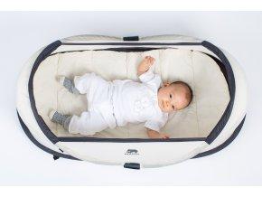 DERYAN cestovní postýlka INFANT 2020