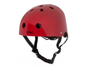 CoCoNuts  dětská helma  Červená
