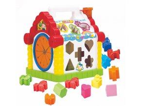 739 Hola Toys Activity House Shape Sorter 11