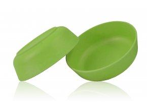 PB571:1 Bambusový talířek hluboký 2 ks Zelený