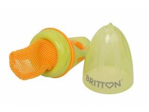 BRITTON Krmící síťka žlutá