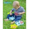 BAMBOO chlapec v parku