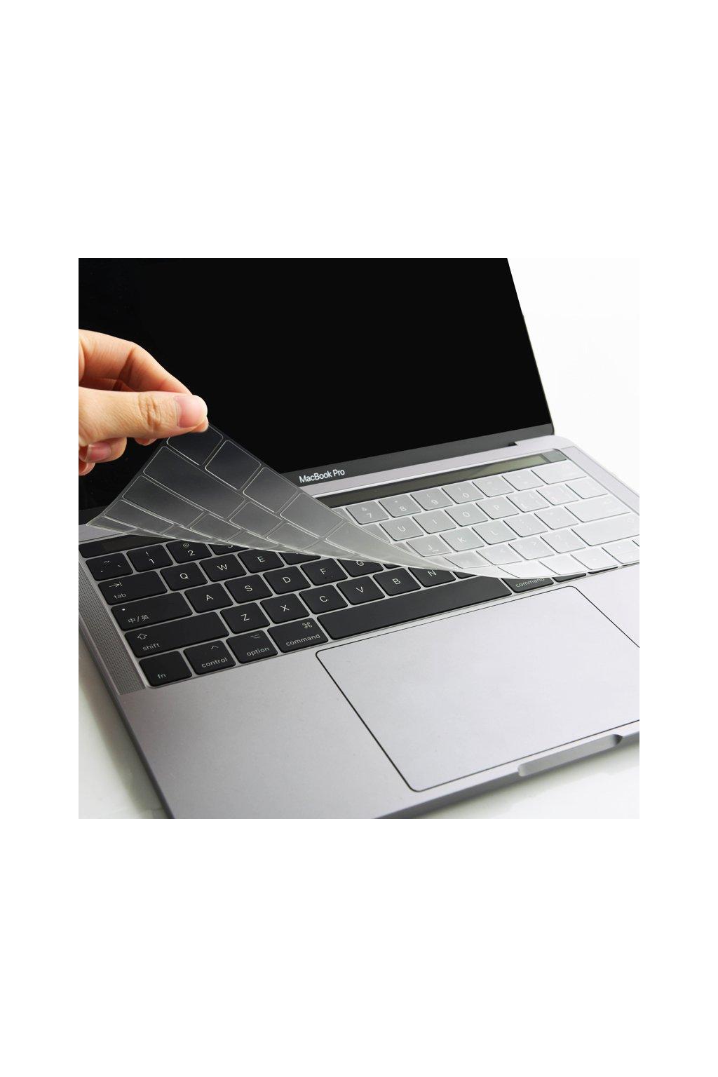 WiWU Ochranná TPU folie na klávesnici pro Apple MacBook