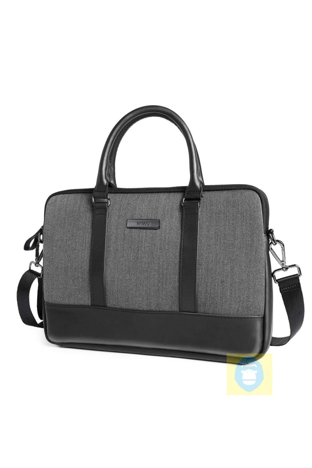 "WiWU London Briefcase Taška na notebook 15,6"""